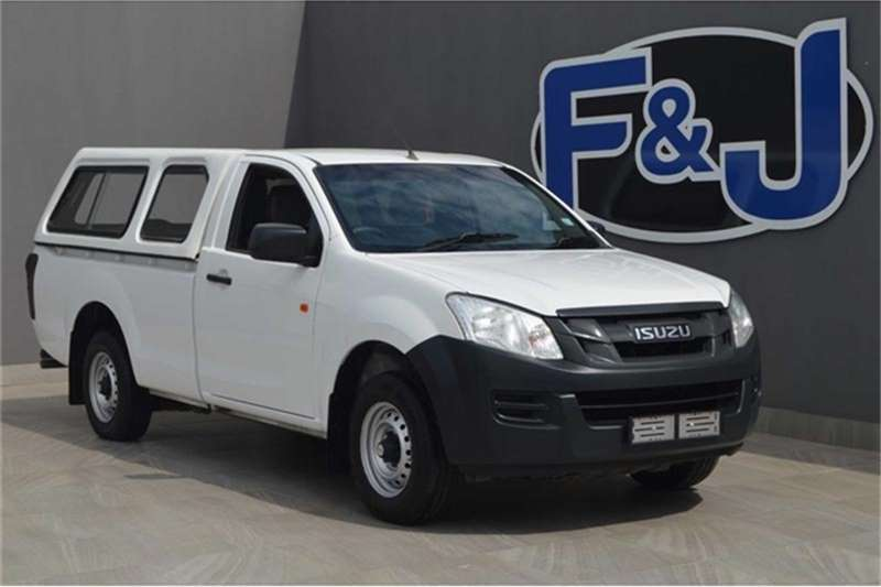 Isuzu KB 250D Teq Fleetside (safety pack) 2014