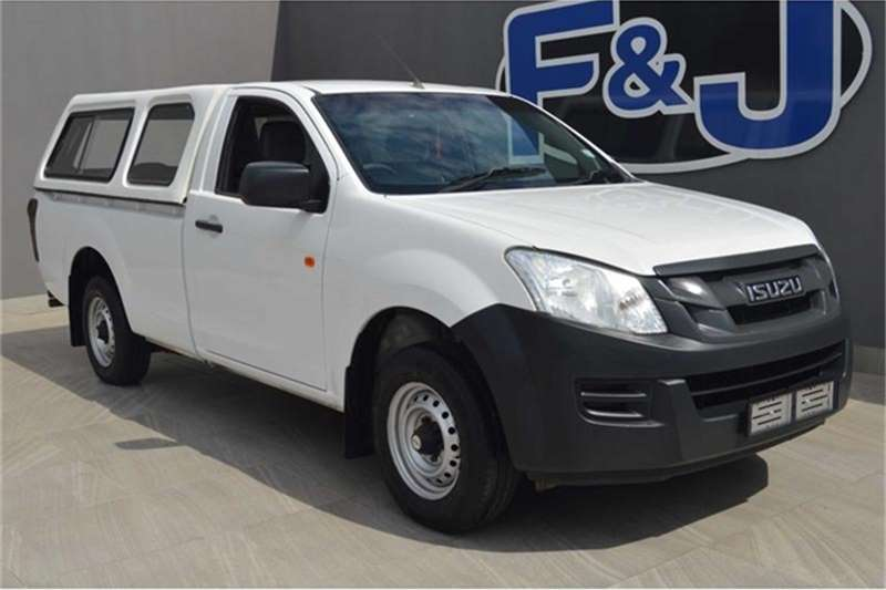 Isuzu KB 250D-Teq Fleetside (safety pack) 2014