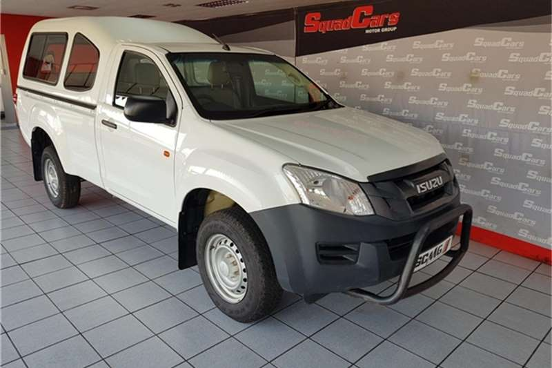 Isuzu KB 250D Teq Fleetside (safety pack) 2015