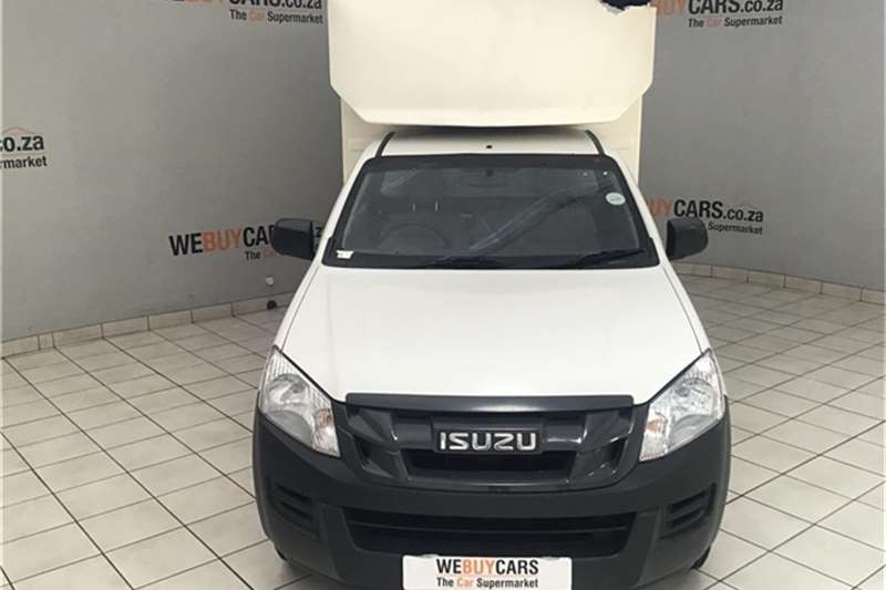 Isuzu KB 250D-Teq Fleetside (safety pack) 2015