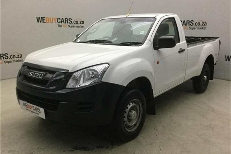 Isuzu KB 250D Teq Fleetside (safety pack) 2016