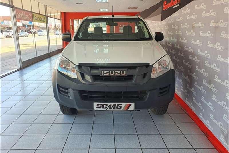 Isuzu KB 250D Teq Fleetside (safety pack) 2016
