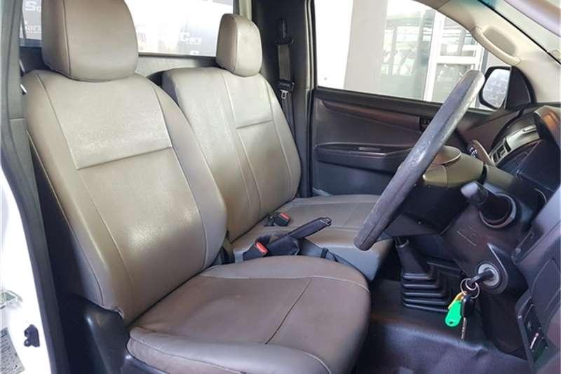 Used 2016 Isuzu KB 250D Teq Fleetside (safety pack)