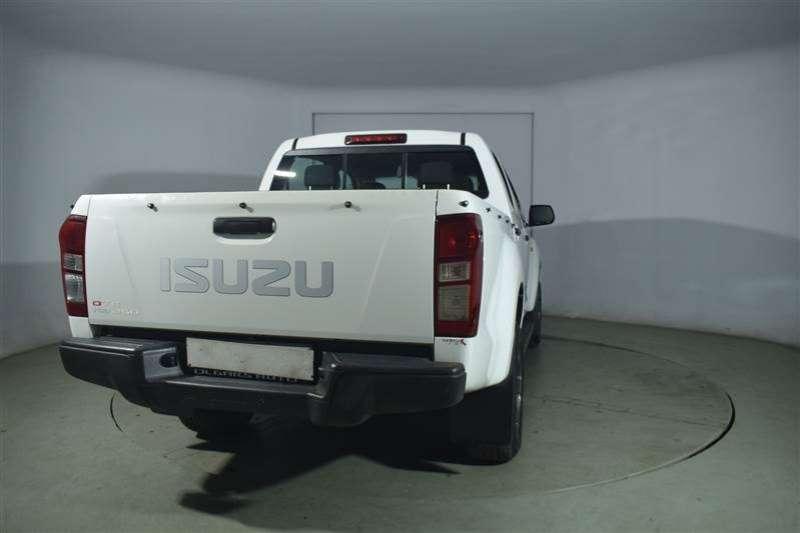 Isuzu KB 250D-Teq HO HI RIDER P/U D/C 2015