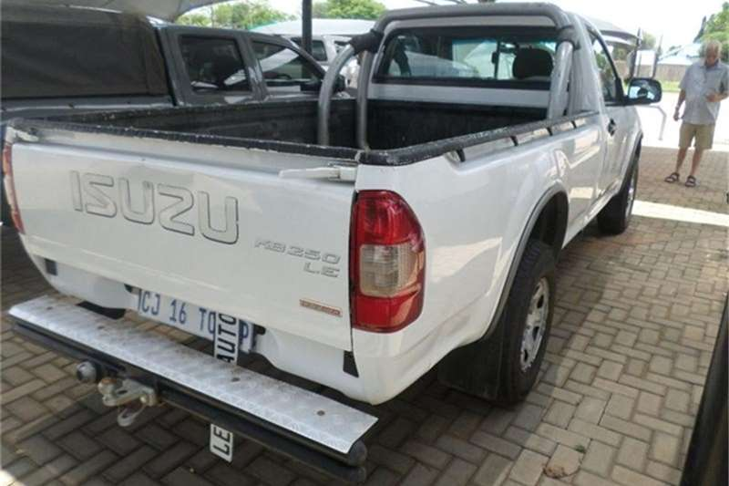 Isuzu KB 250D-Teq LE 2013