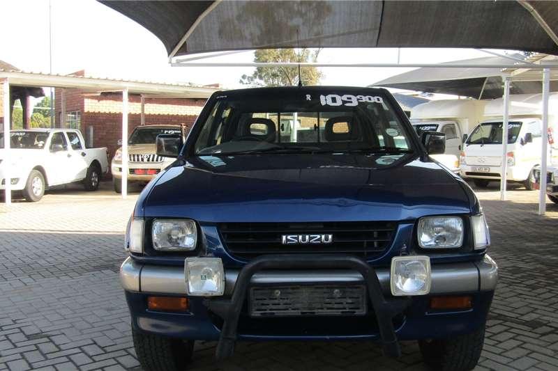 Isuzu KB 260 LX D/C 1997