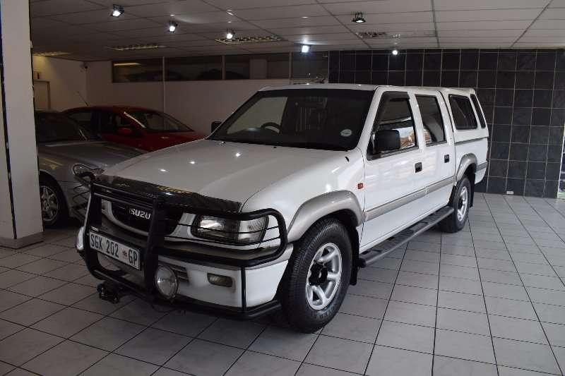 Isuzu KB 280 DT LX P/u D/c 2000