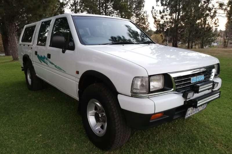 Isuzu KB 280D LE D/Cab 1996
