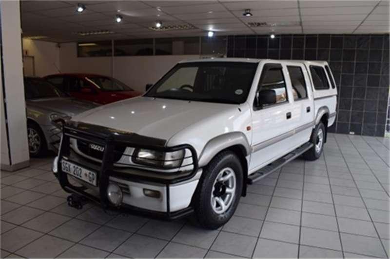 Isuzu KB 280DT LX D Cab (Diesel) 2000