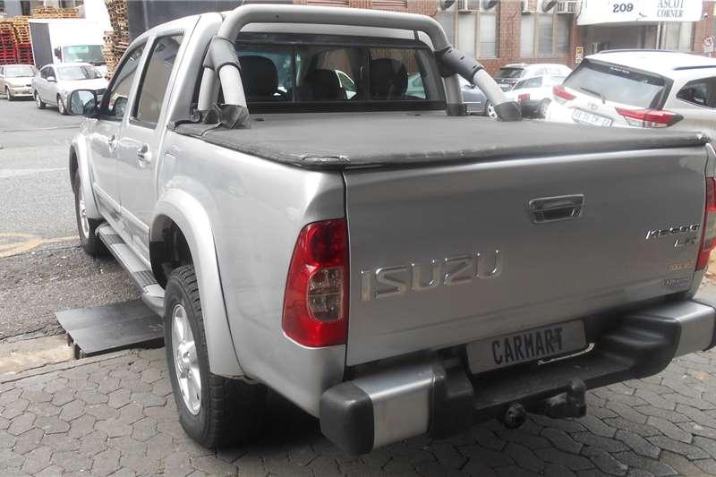Isuzu KB 300D Teq 4x4 LX 2008