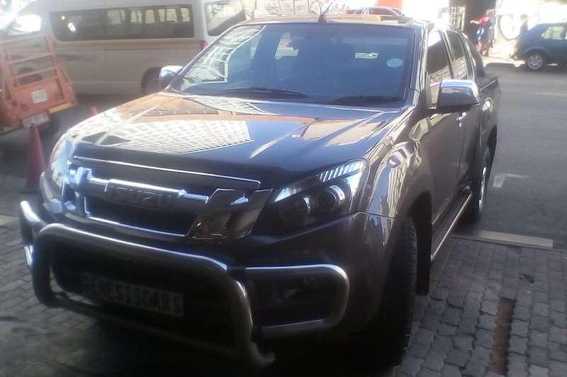 Isuzu KB 300D Teq 4x4 LX 2013