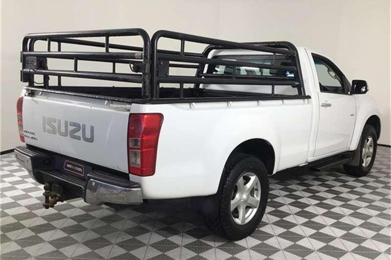 Isuzu KB 300D-Teq 4x4 LX 2014