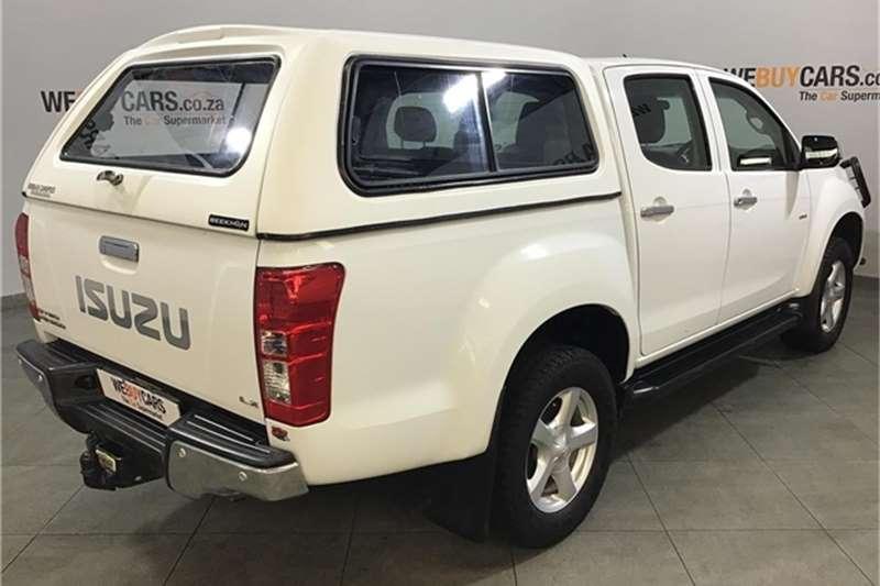 Isuzu KB 300D Teq double cab 4x4 LX 2013