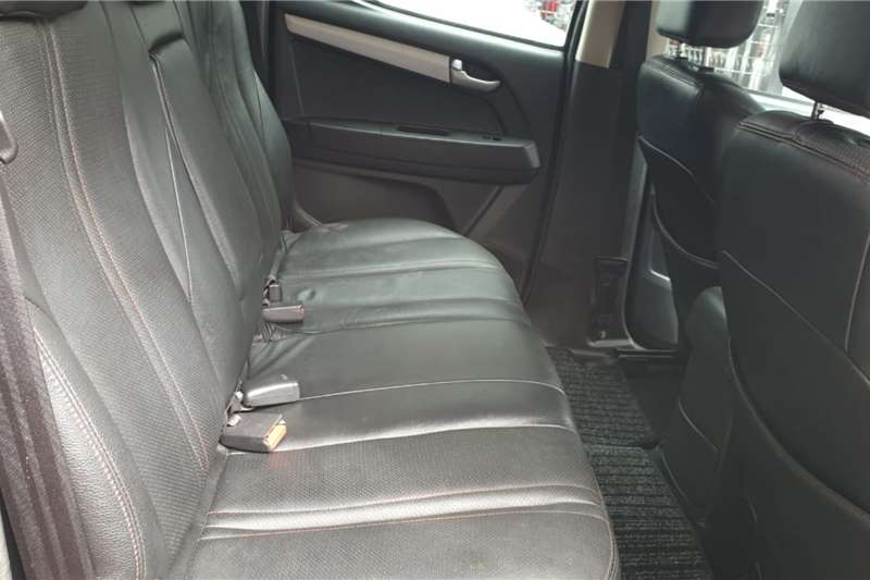 Used 2014 Isuzu KB 300D Teq double cab 4x4 LX