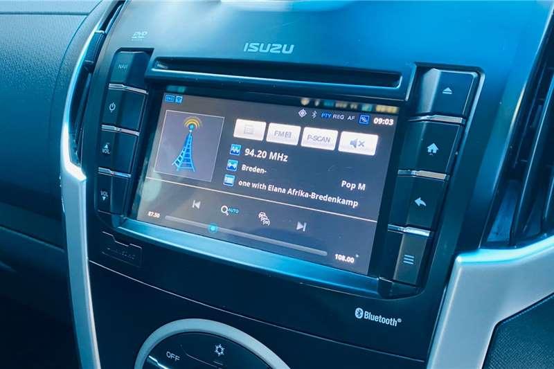 Used 2016 Isuzu KB 300D Teq double cab 4x4 LX