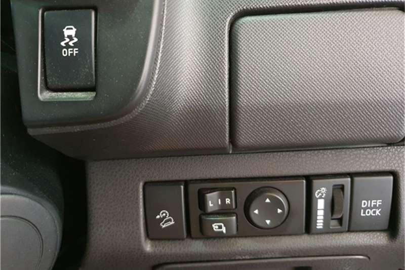 Isuzu KB 300D-Teq double cab 4x4 LX 2018