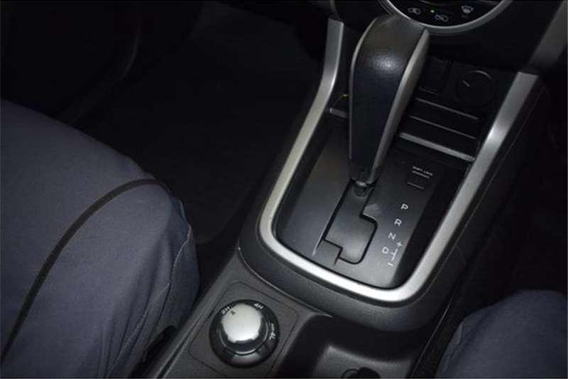 Isuzu KB 300D-Teq double cab 4x4 LX auto 2015