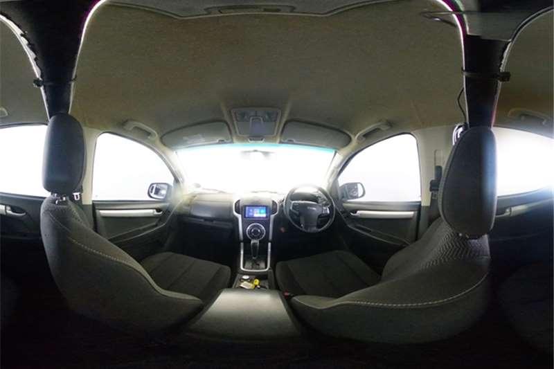 2015 Isuzu KB KB 300D-Teq double cab 4x4 LX auto