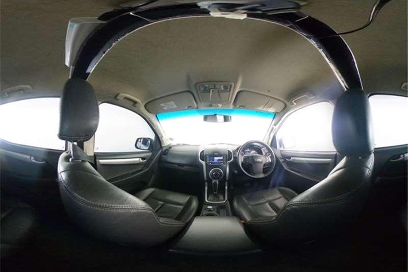 2016 Isuzu KB KB 300D-Teq double cab 4x4 LX auto