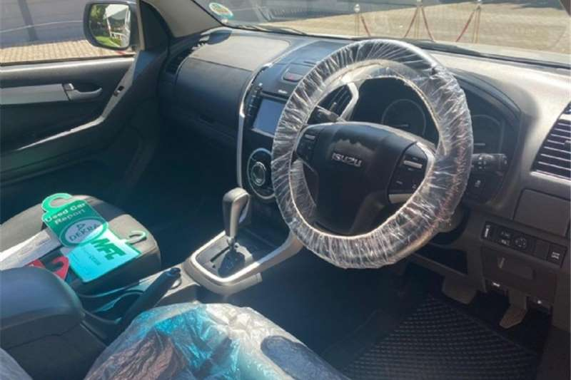 Used 2017 Isuzu KB 300D Teq double cab 4x4 LX auto