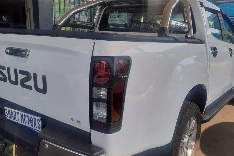 2017 Isuzu KB KB 300D-Teq double cab 4x4 LX auto