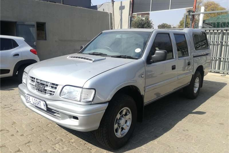 Isuzu KB 300D Teq double cab LX 2003
