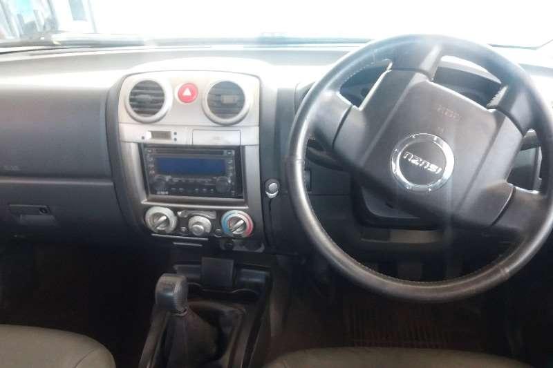 Isuzu KB 300D-Teq double cab LX 2008