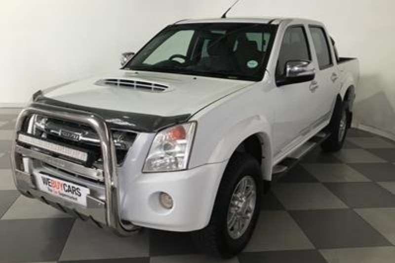isuzu kb 300d teq double cab lx 2012 id 58216775 type main - We Buy Cars Cape Town Montague Gardens