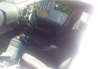 Isuzu KB 300D Teq double cab LX 2012