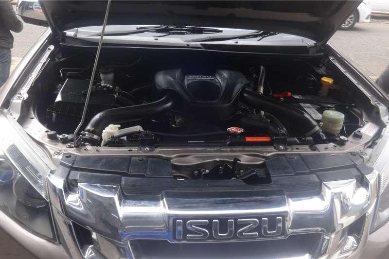 Isuzu KB 300D Teq double cab LX 2015
