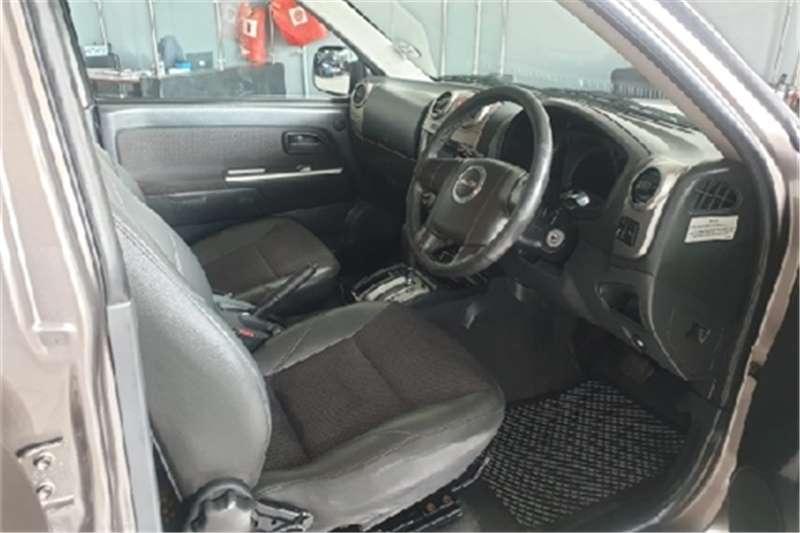 Isuzu KB 300D Teq double cab LX auto 2012