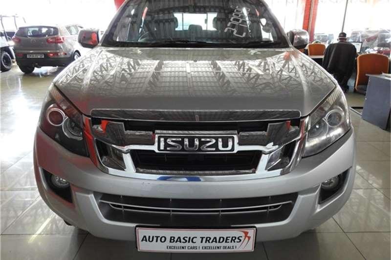 Isuzu KB 300D Teq double cab LX auto 2013