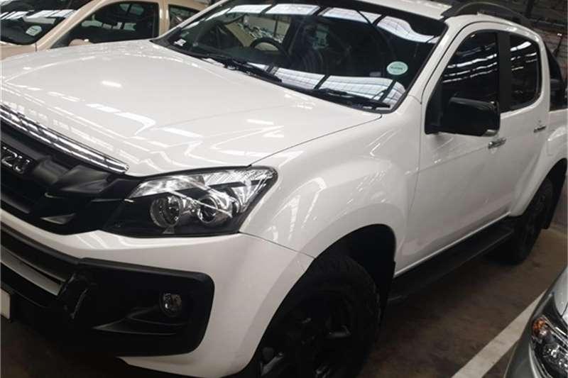 Isuzu KB 300D Teq double cab LX auto 2015