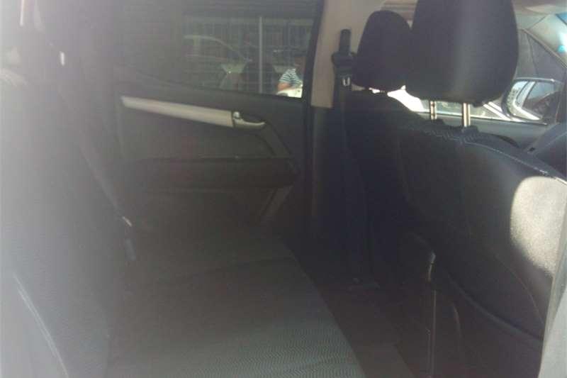 2016 Isuzu KB KB 300D-Teq double cab LX auto