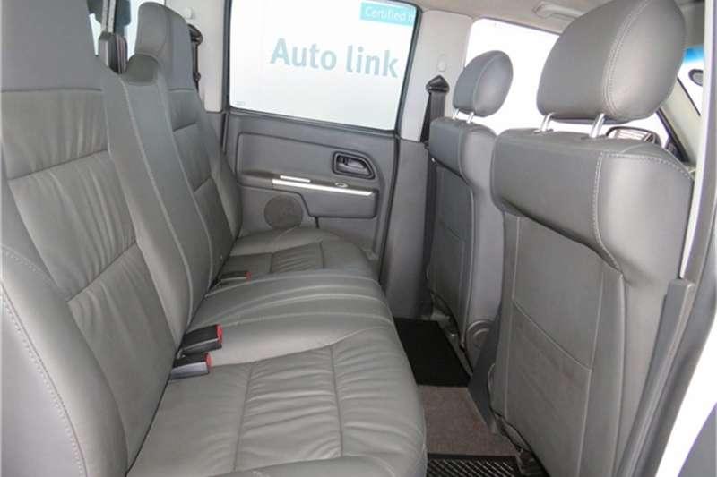 Isuzu KB 300D Teq double cab LX automatic 2012