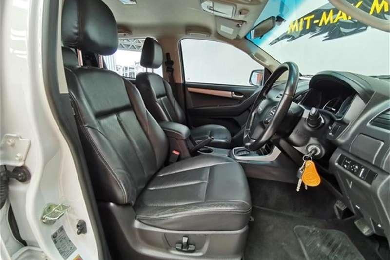 Isuzu KB 300D-Teq double cab Serengeti auto 2015