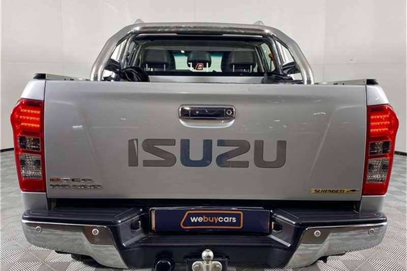 2016 Isuzu KB KB 300D-Teq double cab Serengeti auto