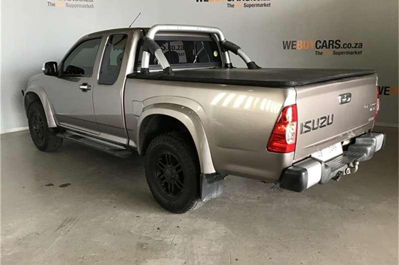 Isuzu KB 300D-Teq Extended cab 4x4 LX 2012