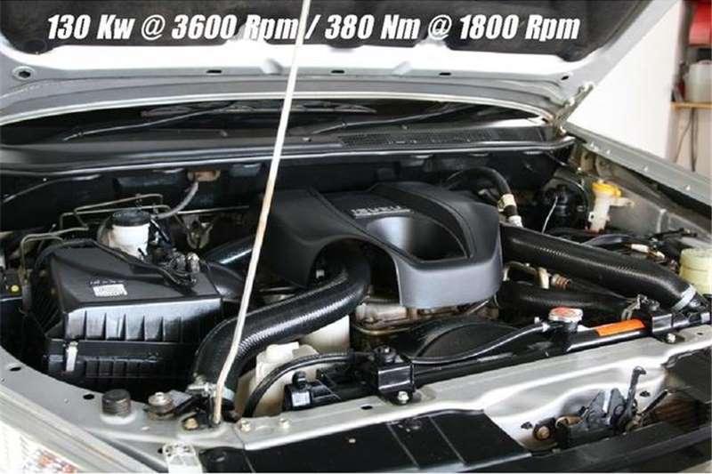 Isuzu KB 300D-Teq Extended cab 4x4 LX 2014