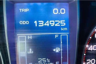2014 Isuzu KB KB 300D-Teq Extended cab 4x4 LX