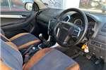 Isuzu KB 300D-Teq Extended cab 4x4 LX 2017