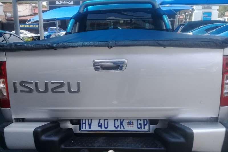 Isuzu KB 300D Teq Extended cab LX 2008
