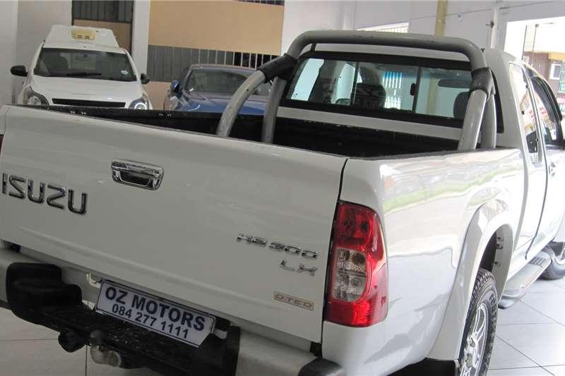 Isuzu KB 300D Teq Extended cab LX 2011