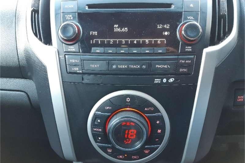 Isuzu KB 300D-Teq Extended cab LX 2014