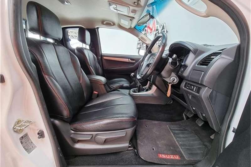 Used 2016 Isuzu KB 300D Teq Extended cab LX