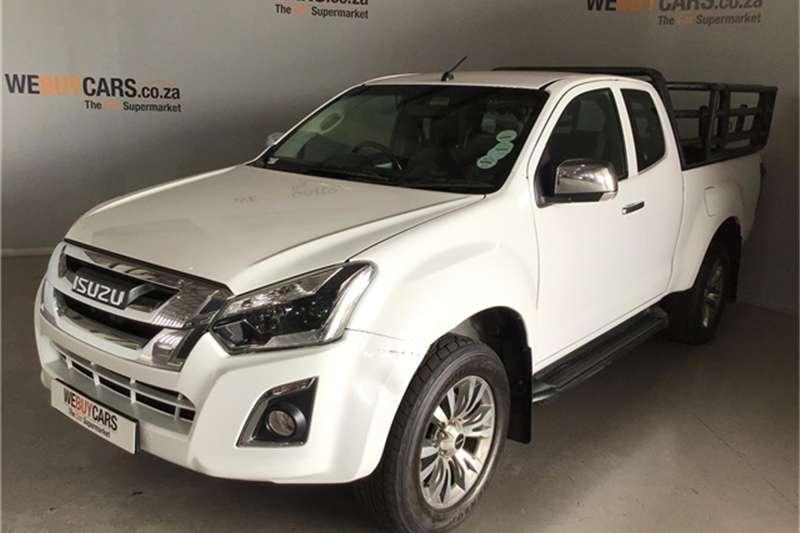 Isuzu KB 300D Teq Extended cab LX 2017