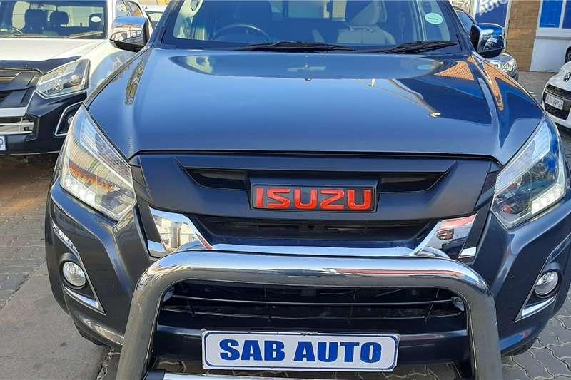 Isuzu KB 300D-Teq Extended cab LX auto 2018