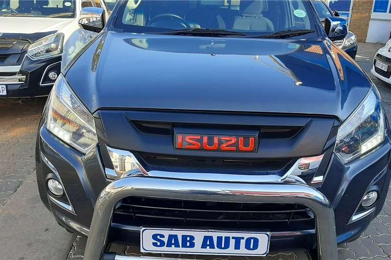 Isuzu KB 300D Teq Extended cab LX auto 2018