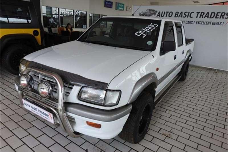 Isuzu KB 320 LX D/C 2000