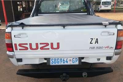 2000 Isuzu KB KB 350 V6 double cab LX